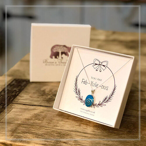 Sentiment Giftboxed Jewellery